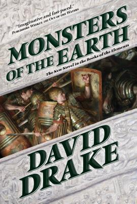 Monsters of the Earth Cover