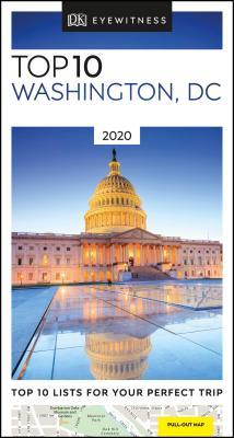 DK Eyewitness Top 10 Washington, DC (Pocket Travel Guide) Cover Image