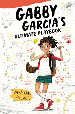 Gabby Garcia's Ultimate Playbook Cover