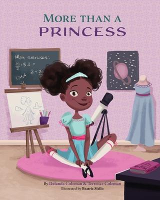 More Than A Princess Cover Image