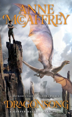 Dragonsong (Harper Hall of Pern #1) Cover Image