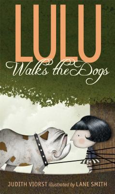Lulu Walks the Dogs (The Lulu Series) Cover Image