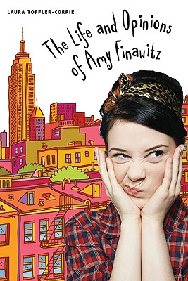 The Life and Opinions of Amy Finawitz Cover