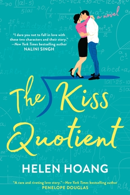 The Kiss Quotient Cover Image