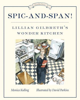 Cover for Spic-and-Span!