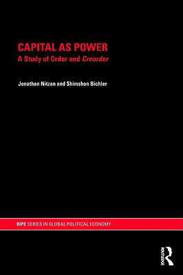 Capital as Power Cover