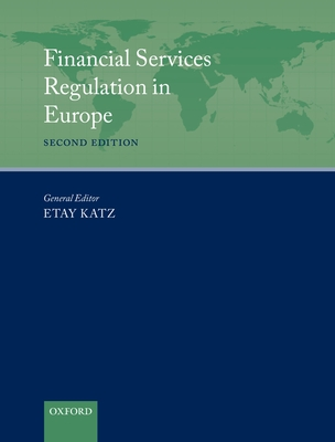 Financial Services Regulation in Europe Cover Image