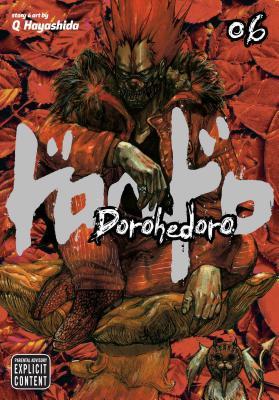 Dorohedoro, Volume 6 Cover