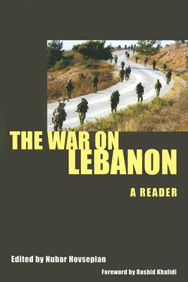 Cover for The War on Lebanon