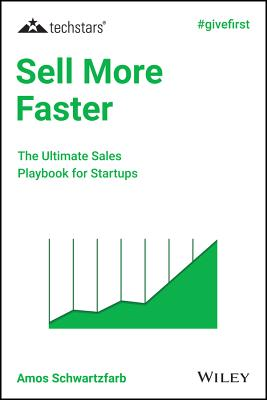 Sell More Faster: The Ultimate Sales Playbook for Startups Cover Image
