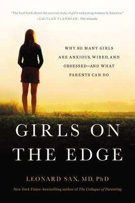 Cover for Girls on the Edge