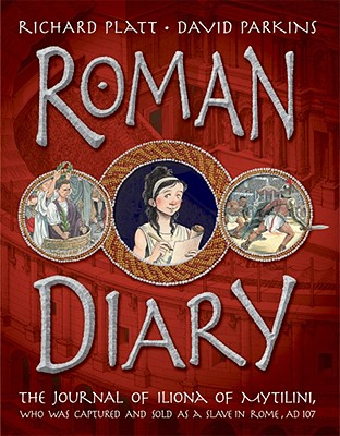 Roman Diary Cover