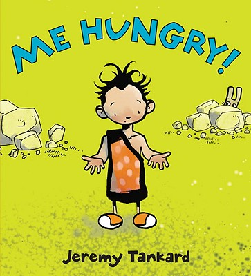 Me Hungry! Cover
