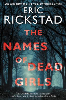 The Names of Dead Girls (Canaan Crime Novels) Cover Image