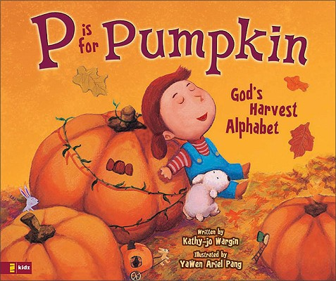 P Is for Pumpkin Cover