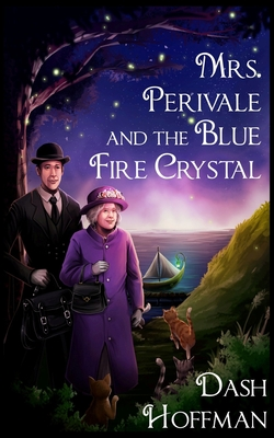 Mrs. Perivale and the Blue Fire Crystal Cover Image