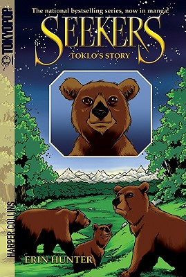 Seekers: Toklo's Story (Seekers Graphic Novels) Cover Image