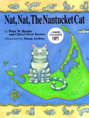 Nat Nat, the Nantucket Cat Cover Image