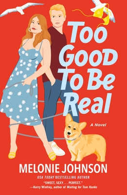 Too Good to Be Real: A Novel Cover Image