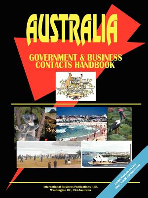 Australia Government and Business Contacts Handbook Cover Image