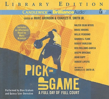 Pick-Up Game: A Full Day of Full Court Cover Image