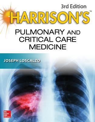 Harrison's Pulmonary and Critical Care Medicine, 3e (Harrison's Specialty) Cover Image