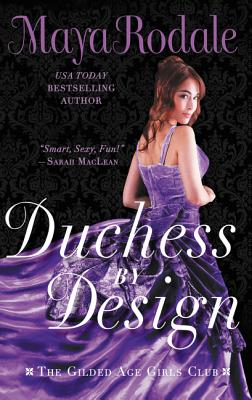 Duchess by Design: The Gilded Age Girls Club Cover Image