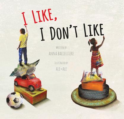 I Like, I Don't Like Cover Image