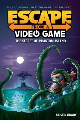 Escape from a Video Game: The Secret of Phantom Island Cover Image