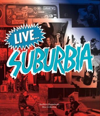 Live...Suburbia! Cover