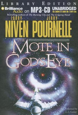 The Mote in God's Eye Cover