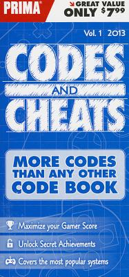 Codes & Cheats, Volume 1 Cover
