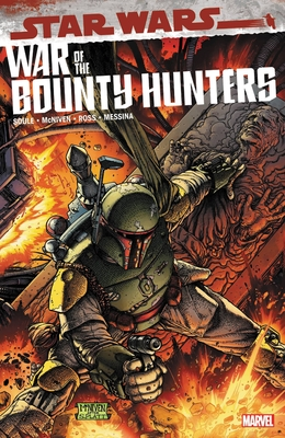 Star Wars: War of the Bounty Hunters Cover Image