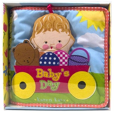 Cover for Baby's Day