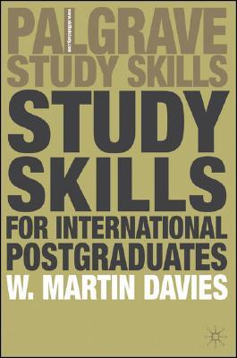 Study Skills for International Postgraduates Cover Image