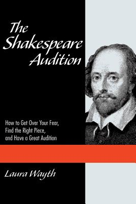 The Shakespeare Audition Cover