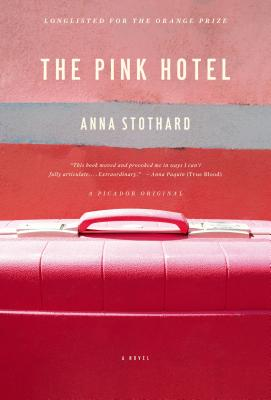 The Pink Hotel Cover