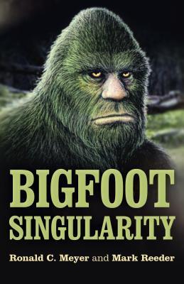 Cover for Bigfoot Singularity