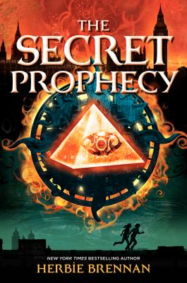 The Secret Prophecy Cover