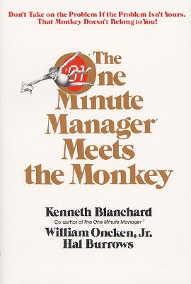 The One Minute Manager Meets The Monkey Cover Image
