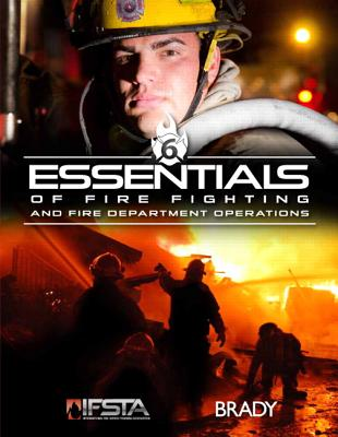 Essentials of Fire Fighting and Fire Department Operations Cover Image