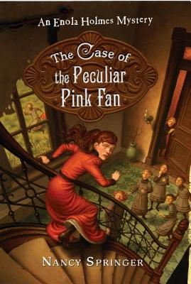 The Case of the Peculiar Pink Fan Cover