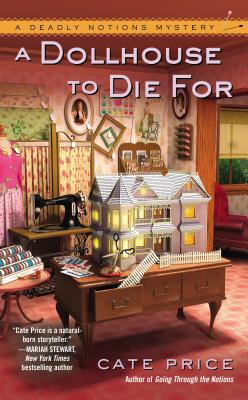 A Dollhouse to Die for Cover