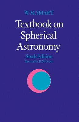 Cover for Textbook on Spherical Astronomy