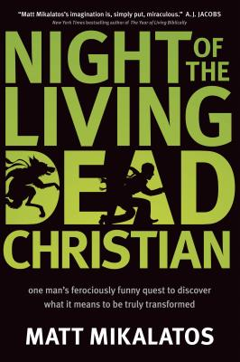 Night of the Living Dead Christian Cover