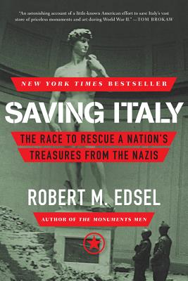 Saving Italy Cover