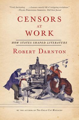 Censors at Work: How States Shaped Literature Cover Image