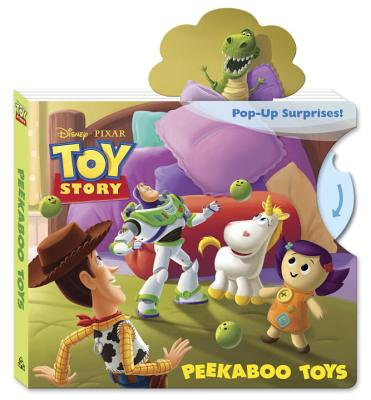 Toy Story Peekaboo Toys Cover Image