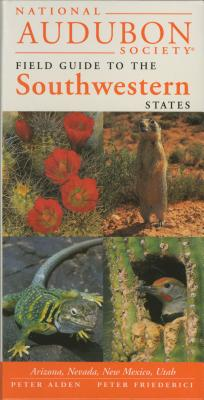 National Audubon Society Regional Guide to the Southwestern States Cover
