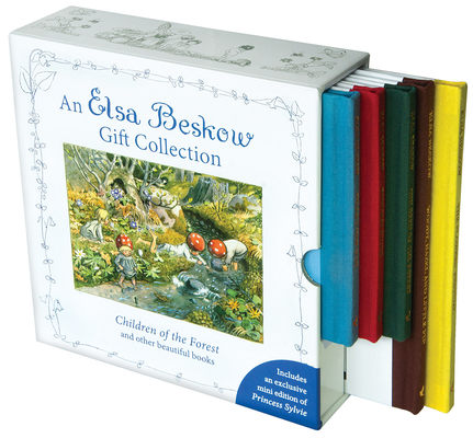An Elsa Beskow Gift Collection: Children of the Forest and Other Beautiful Books Cover Image